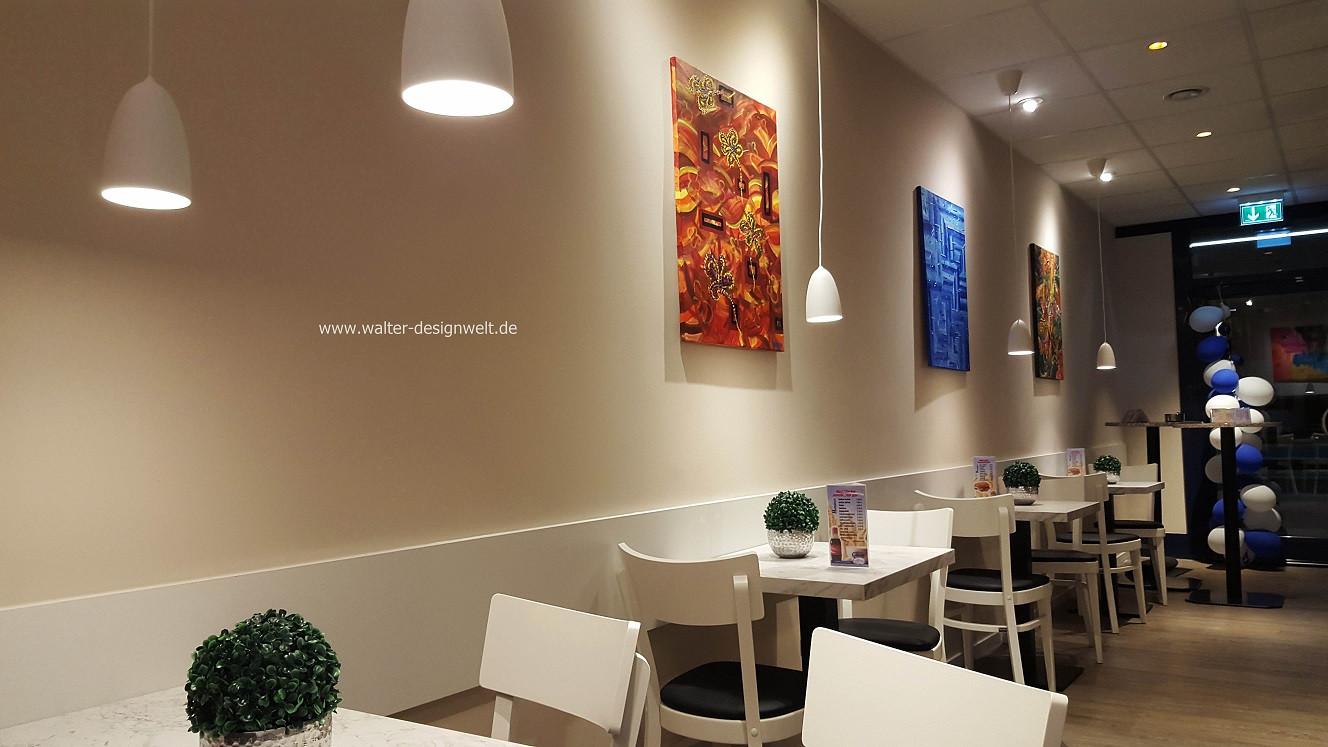 Wände Farbig gestalten - Walter Designwelt