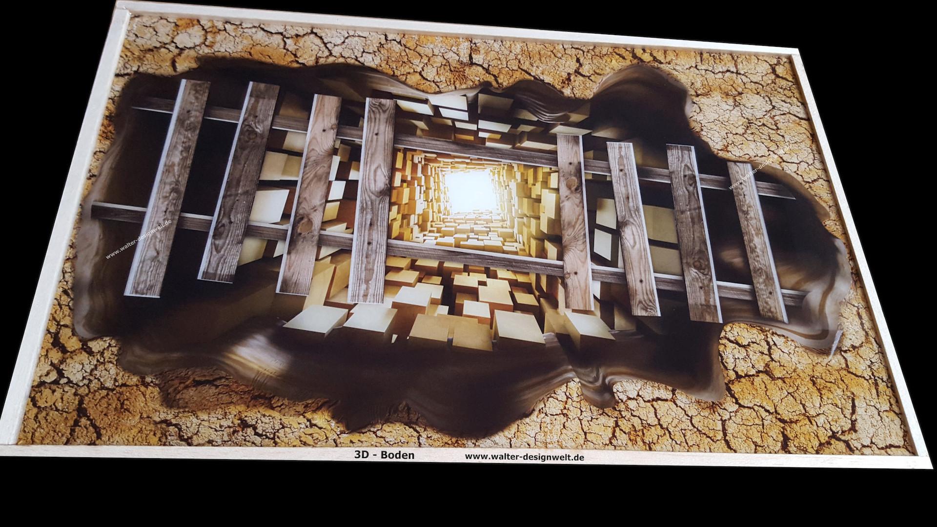 3d boden walter designwelt for Boden 3d bilder