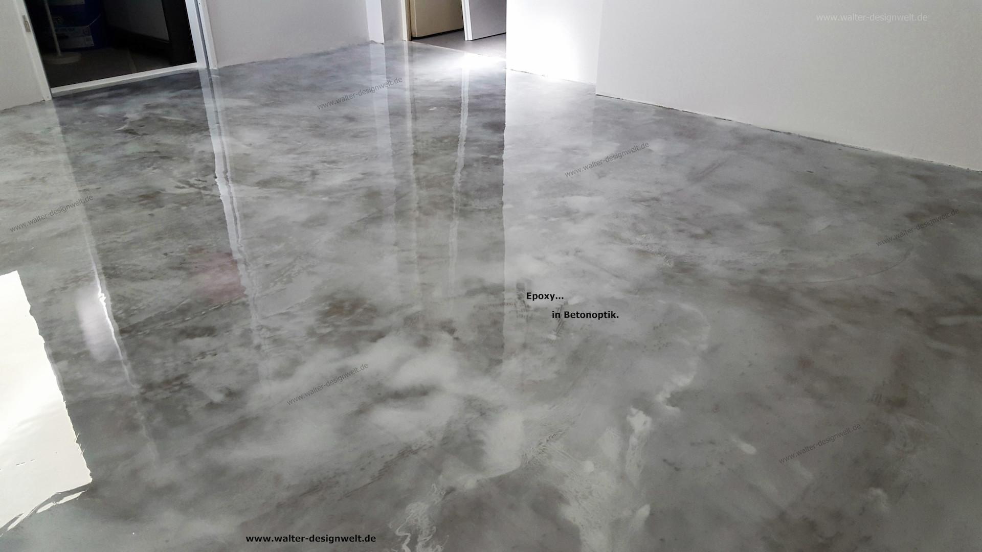 3d Fußboden Material ~ Epoxy d boden walter designwelt